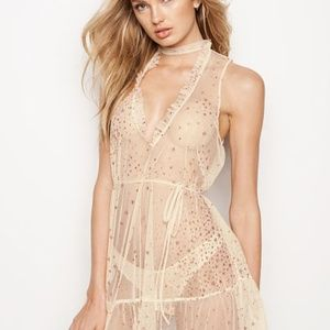 Victoria's Secret Intimates & Sleepwear - Stars Mini Slip